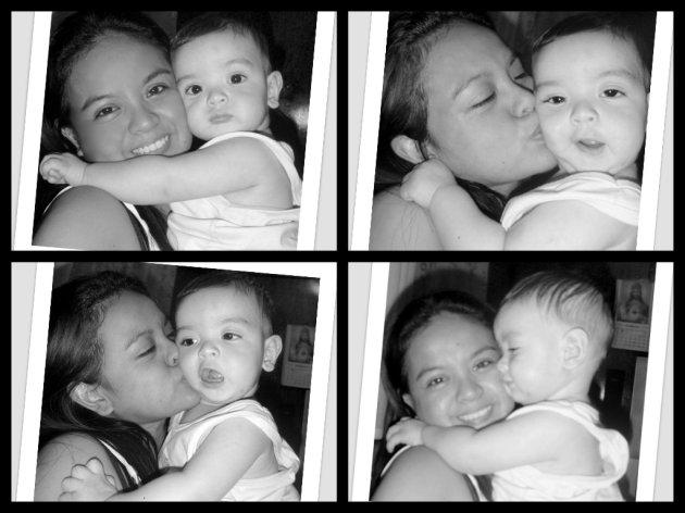 Mommy & Joaqui's Bonding Moments