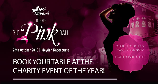 Book Your Table at the Charity Event of the Year!