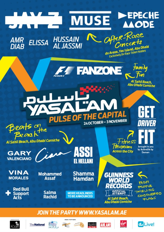 YASALAM is back for 50 Days of Entertainment and Fun