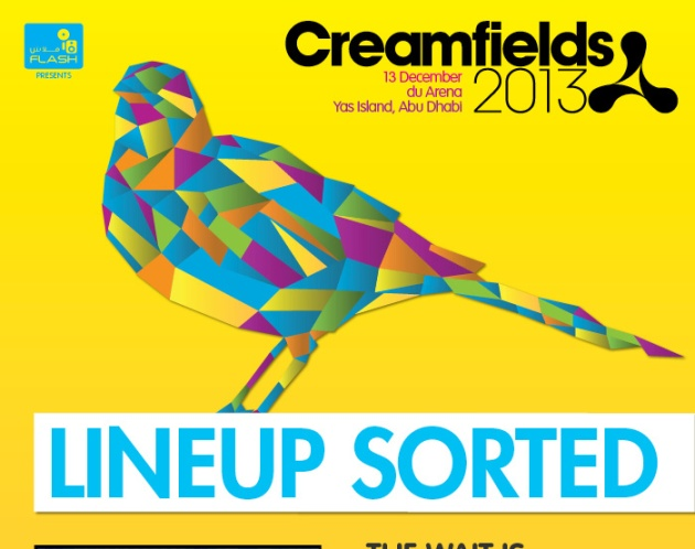 CreamfieldsAD 2013 - The Wait Is Finally Over!!!!