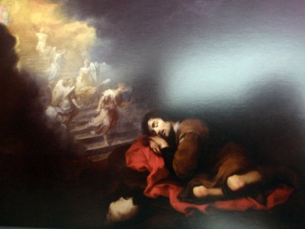 Bartolome Esteban Murillo (Seville, 1617-Seville, 1682 Jacob's Dream Seville (Spain), circa 1665 Oil on canvas